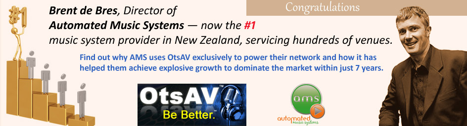 Find out why AMS uses OtsAV exclusively to power their network and how it has helped them achieve explosive growth to dominate the market within just 7 years.